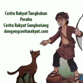 Cerita Rakyat Tangkuban Perahu