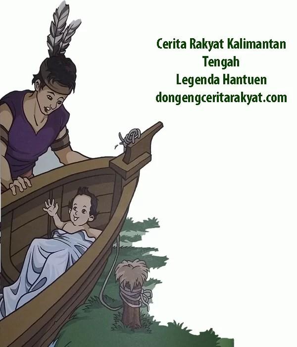 Cerita Rakyat Kalimantan Tengah
