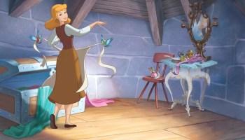 Cerita Dongeng Cinderella