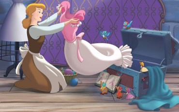 dongeng cinderella bahasa inggris