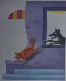 Terjemahan Dongeng Bahasa Inggris Anjing dan Kucing