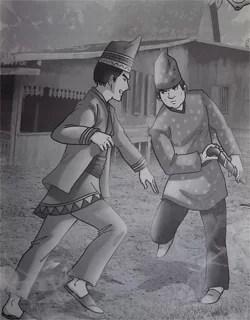 Cerita Legenda Rakyat Sumatera Utara