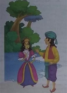 Cerita Pendek Anak Dua Pangeran Dan Peri Air