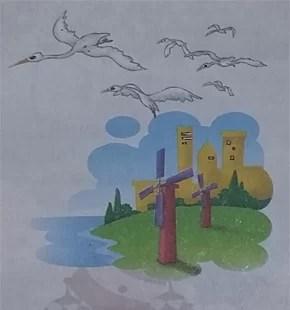 Terjemahan Dongeng Bahasa Inggris Burung Bangau Holland