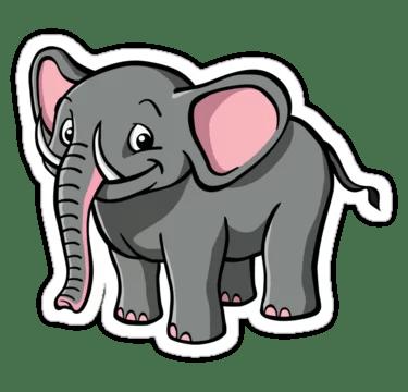 Fabel Cerita Dongeng Singkat Raja Gajah