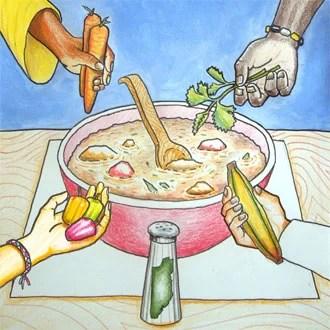 Dongeng Untuk Anak Anak Sup Paku Yang Lezat