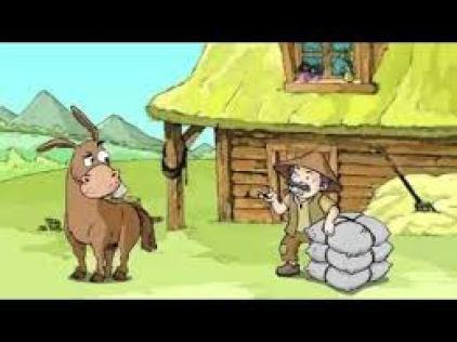 Dongeng Fabel Terbaru : Keledai Yang Suka Mengeluh