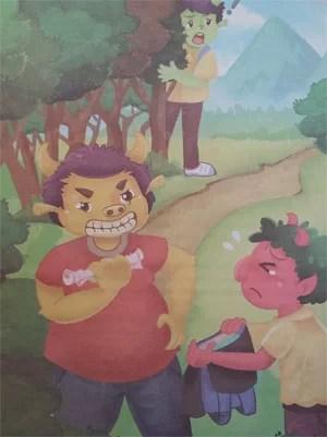 Dongeng Cerita Rakyat Asia