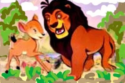 Kumpulan Cerita Si Kancil dan Singa