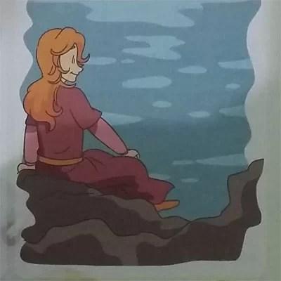 kisah legenda putri duyung