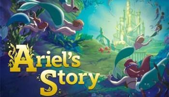 Cerita Dongeng Putri Duyung Princess Ariel
