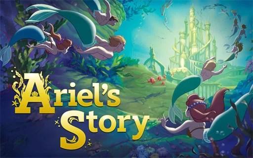 Dongeng Cerita Putri Duyung Princess Ariel