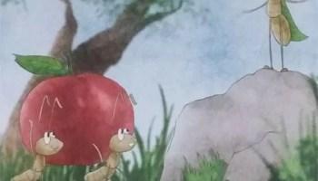 Contoh Cerita Fabel Anak