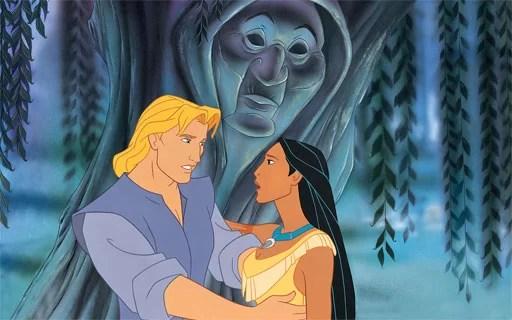 cerita Pocahontas