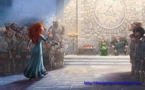 Cerita Putri Merida