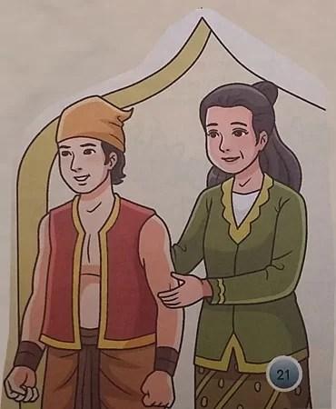 Cerita Dongeng Pendek Bahasa Indonesia Putra Lokan