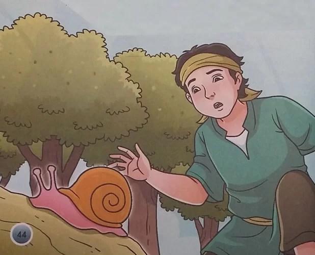 cerita rakyat betawi pendek : Putri Keong Mas