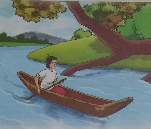 dongeng anak singkat dan jelas dari Bengkulu
