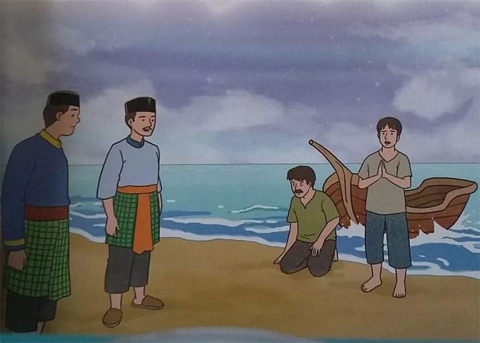 Legenda Yang Ada di Indonesia