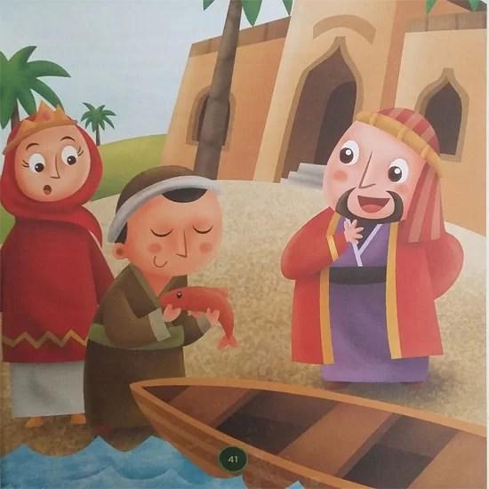Kumpulan cerita cerita dongeng Irak