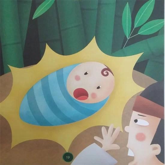 Cerita Anak Terjemahan dari Jepang