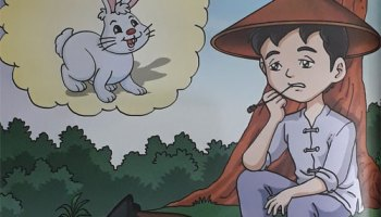 Kumpulan cerita rakyat yang jarang terdengar dari Cina