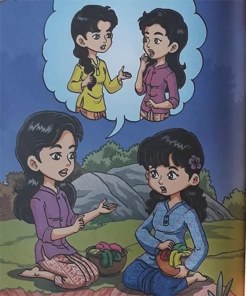 Cerita Rakyat Tentang Persahabatan