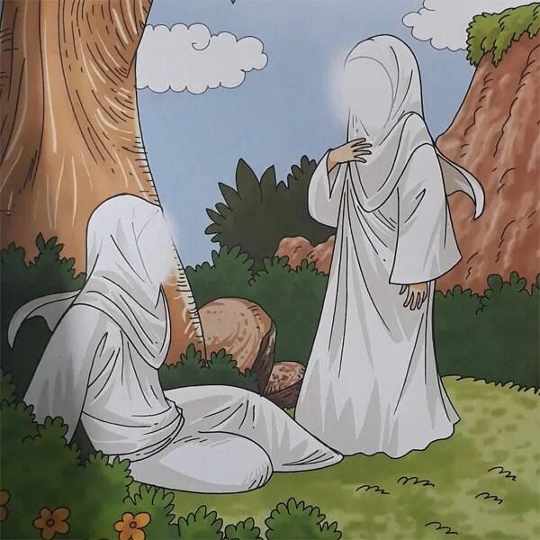 Kisah Cerita Nabi Adam dan Siti Hawa Lengkap