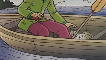 Dongeng Dunia Terpopuler : Sang Nelayan dan Istrinya