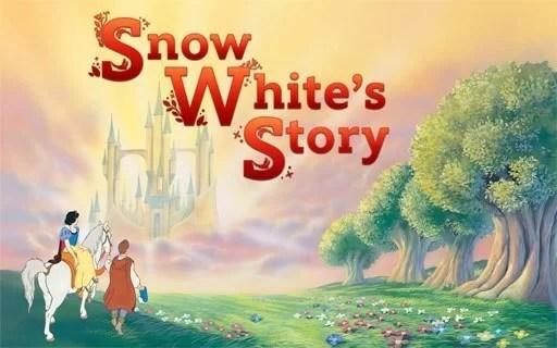 cerita putri salju yang singkat
