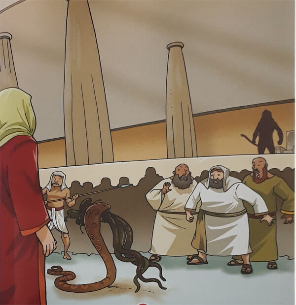 Cerita Kisah Nabi Musa as dan Firaun Singkat