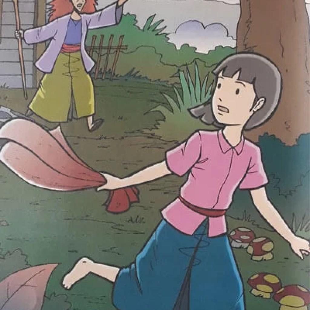 Cerita Pendek Untuk Anak SD Kisah Vasilisa dan Baba Yaga