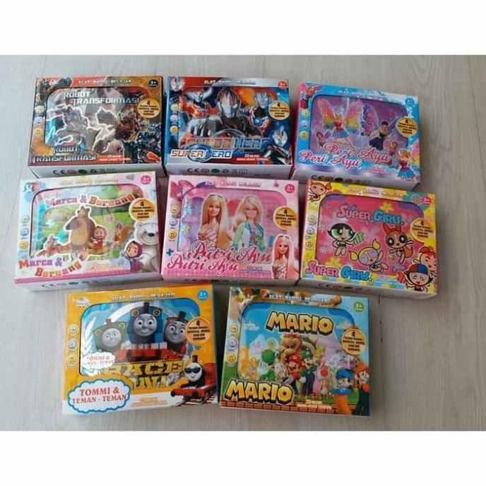 Mainan Edukasi Anak Usia 1-3 Tahun