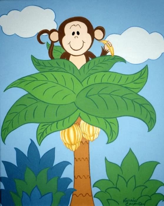 Fabel Pendek Anak TK Moni Si Monyet yang Licik