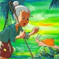 Legenda Keong Emas
