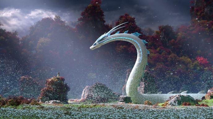 Legenda Siluman Ular Putih (White Snake Legend)