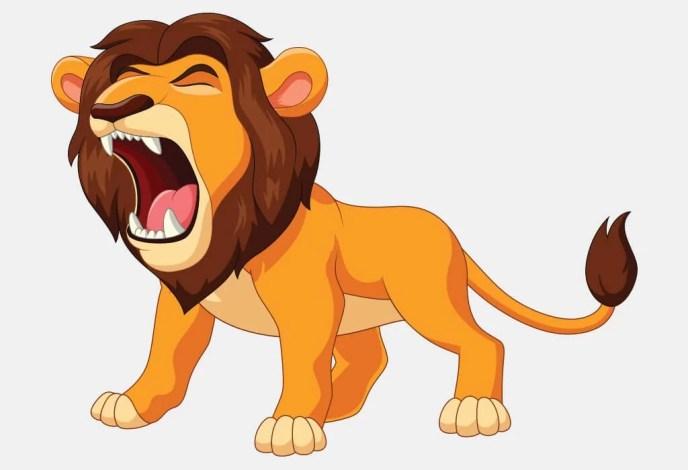 singa serakah