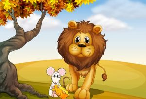 Fabel Inspiratif Tikus dan Singa (The Mouse and the Lioness)