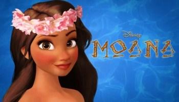 Dongeng Cerita Pendek Putri Moana (Koleksi Princess Disney)