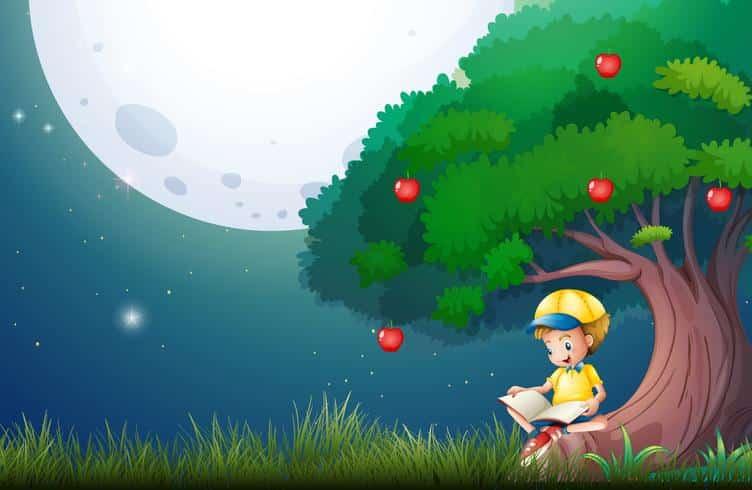 Cerita Dongeng Inspiratif, Persahabatan Pohon Apel yang Baik Hati dan Anak Laki Laki