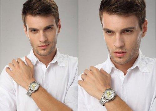 đồng hồ nam cao cấp thể hiện phong cách phái mạnh