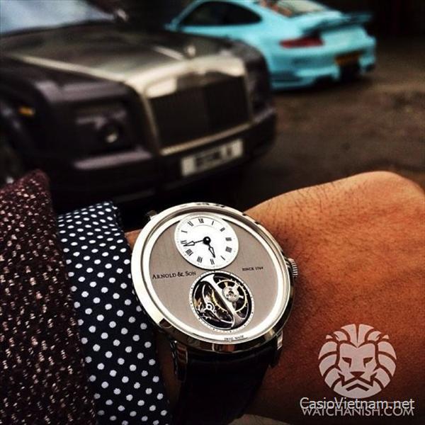Đồng hồ xịn và xe sang - Sự kết hợp hoàn hảo (P1) 1