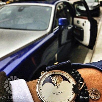 Đồng hồ xịn và xe sang - Sự kết hợp hoàn hảo (P1) 2