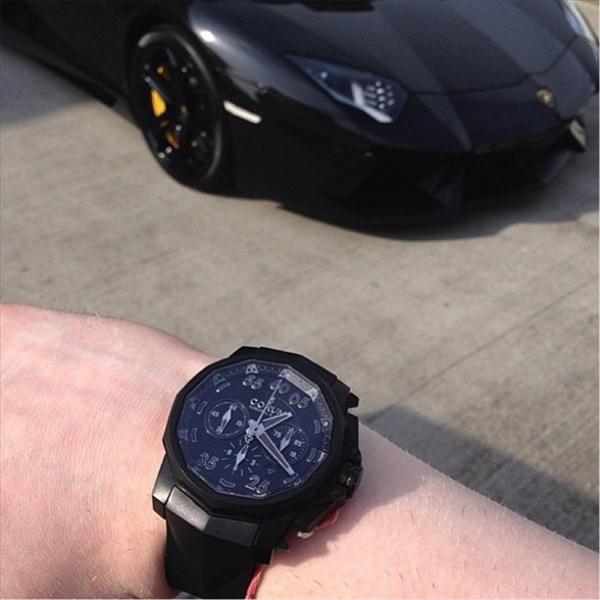 Đồng hồ xịn và xe sang - Sự kết hợp hoàn hảo (P2) 5