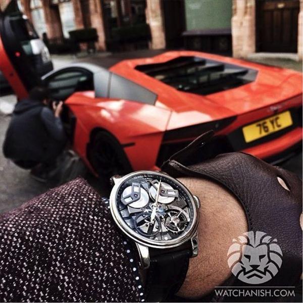 Đồng hồ xịn và xe sang - Sự kết hợp hoàn hảo (P2) 6