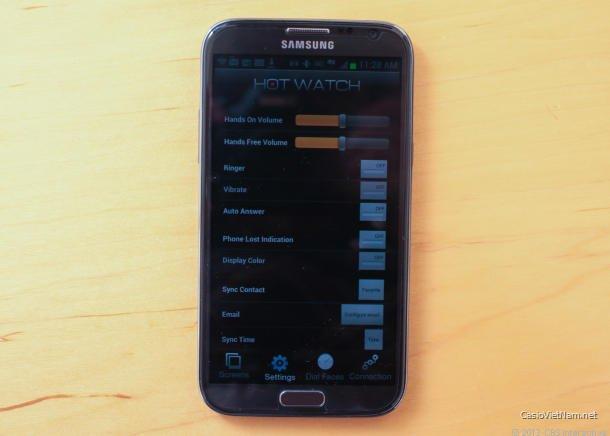 Hot Watch: Đồng hồ thông minh với những tính năng kì lạ - Ảnh 6