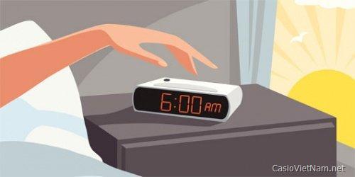 Tại sao chúng ta tỉnh dậy trước chuông báo thức? (0)