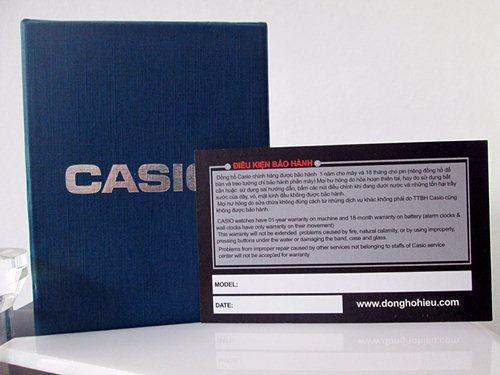Dễ dàng nhận diện hàng giả đồng hồ Casio