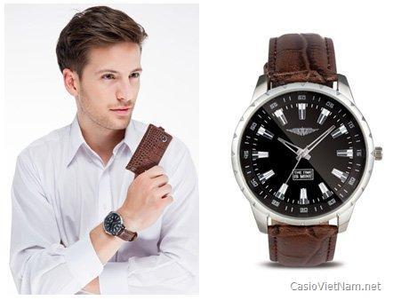 Phong cách cùng đồng hồ thời trang Pháp - 6