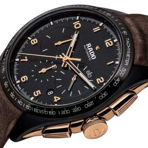 Đồng hồ dây da rado